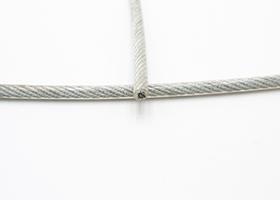 Câble 3/5mm transparent