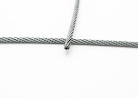 Câble acier galvanisé 7x7